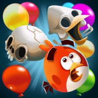 Angry Birds Blast  2.2.5 APK MOD (Unlimited Everything)