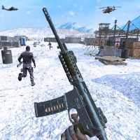 Action shooting games : Commando Games  4.67 APK MOD (Unlimited Everything)