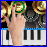 Download Blue Drum – Piano 1.8 APK PRO (Unlimited Everything)
