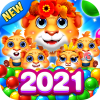 Bubble Shooter 2 Tiger  1.0.61 APK MOD (Unlimited Everything)