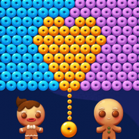 Bubble Shooter Cookie  1.2.51 APK MOD (Unlimited Everything)