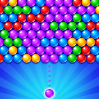 Bubble Shooter Genies  2.13.0 APK MOD (Unlimited Everything)