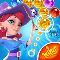 Download Bubble Witch 2 Saga  APK MOD (Unlimited Everything)