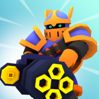 Download Bullet Knight: Dungeon Crawl Shooting Game 1.1.5 APK MOD (Unlimited Everything)