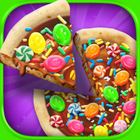 Download Candy Dessert Pizza Maker – Fun Food Cooking Game 2.0 APK PRO (Unlimited Everything)