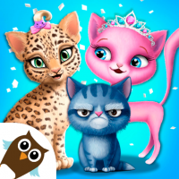 Download Cat Hair Salon Birthday Party – Virtual Kitty Care 8.0.80006 APK MOD (Unlimited Everything)