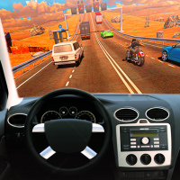 Download City Highway Traffic Racer – 3D Car Racing 1.0.1 APK MOD (Unlimited Everything)