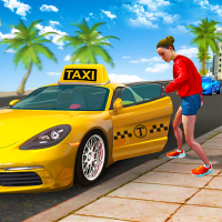 Download City Taxi Driving Sim 2020: Free Cab Driver Games 1.0.3 APK MOD (Unlimited Everything)