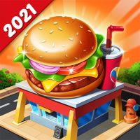 Cooking Crush New Free Cooking Games Madness  1.4.2 APK MOD (Unlimited Everything)