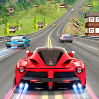 Download Crazy Car Traffic Racing Games 2020: New Car Games 10.0.6  APK PRO (Unlimited Everything)