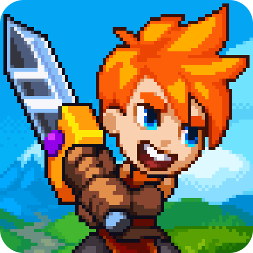 Download Dash Quest Heroes 1.5.21 APK PRO (Unlimited Everything)