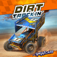 Dirt Trackin Sprint Cars  3.3.7 APK MOD (Unlimited Everything)