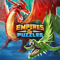 Empires & Puzzles: Epic Match 3  35.1.0 APK MOD (Unlimited Everything)