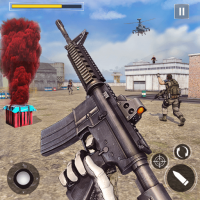 FPS Encounter Shooting Game: New Shooting Games 3D  1.0.20 APK MOD (Unlimited Everything)