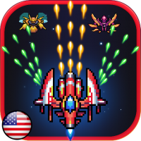 Galaxy Force: Falcon Squad  82.1 APK MOD (Unlimited Everything)
