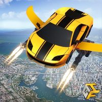 Download Flying Robot Car Games – Robot Shooting Games 2020 2.1 APK PRO (Unlimited Everything)