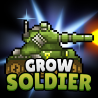 Download Grow Soldier – Idle Merge game 3.6.1 APK PRO (Unlimited Everything)