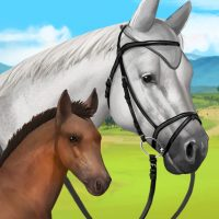 Download Howrse – free horse breeding farm game 4.1.6 APK MOD (Unlimited Everything)