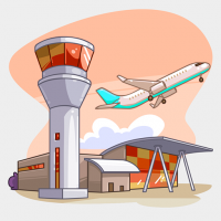 Hyper Airport  2.5 APK MOD (Unlimited Everything)