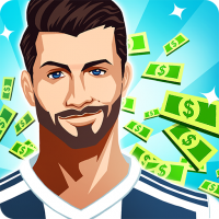 Idle Eleven Be a millionaire soccer tycoon  1.14.1 APK MOD (Unlimited Everything)