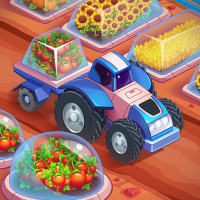 Idle Mars Colony: Clicker farmer tycoon  0.6.0 APK MOD (Unlimited Everything)