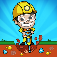 Idle Miner Tycoon: Gold & Cash Game 3.58.1 APK MOD (Unlimited Everything)