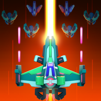 Download Idle Starfighters – Advancing Galaxy Squad 0.7 APK MOD (Unlimited Everything)