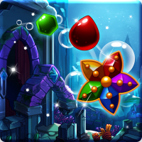 Jewel Water World  1.18.1 APK MOD (Unlimited Everything)