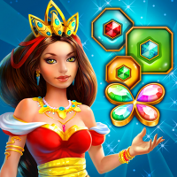 Lost Jewels Match 3 Puzzle  2.155 APK MOD (Unlimited Everything)