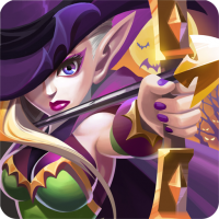 Magic Rush Heroes  1.1.316 APK MOD (Unlimited Everything)