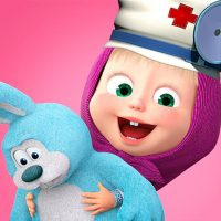 Download Masha and the Bear: Toy doctor 1.2.3 APK MOD (Unlimited Everything)