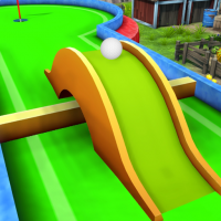 Download Mini Golf Rivals – Cartoon Forest Golf Stars Clash 3.6 APK PRO (Unlimited Everything)