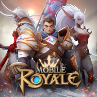 Mobile Royale MMORPG – Build a Strategy for Battle 1.24.0 APK MOD (Unlimited Everything)