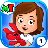 Download My Town: Home Dollhouse: Kids Play Life house game  APK MOD (Unlimited Everything)