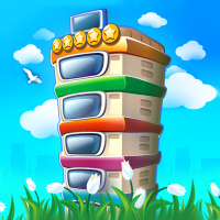 Pocket Tower Business Strategy & Adventure Game  3.27.4.1 APK MOD (Unlimited Everything)