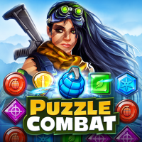 Puzzle Combat: Match-3 RPG  35.0.2 APK MOD (Unlimited Everything)