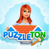Download Puzzleton: Match & Design 1.0.2 APK MOD (Unlimited Everything)