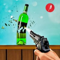 3D Shooting Games: Real Bottle Shooting Free Games  21.7.1.1 APK MOD (Unlimited Everything)