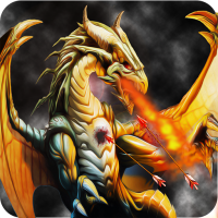 Download Rise of Monster Dragon Slayers – Battle of Thrones 2.5 APK MOD (Unlimited Everything)
