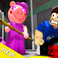 Download Scar Piggy Mod In Obby 11 APK MOD (Unlimited Everything)