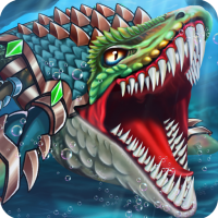 Download Sea Monster City 12.05 APK PRO (Unlimited Everything)