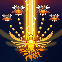 Sky Champ Galaxy Space Shooter – Monster Attack  7.0.0 APK MOD (Unlimited Everything)