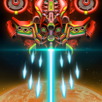 Sky Raptor Space Shooter – Alien Galaxy Attack  1.6.2 APK MOD (Unlimited Everything)