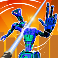 Slice them All! 3D  1.29 APK MOD (Unlimited Everything)