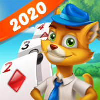 Solitaire: Forest Rescue TriPeaks  2.0.37 APK MOD (Unlimited Everything)