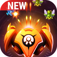 Download Space Attack – Galaxy Shooter 2.0.15 APK MOD (Unlimited Everything)