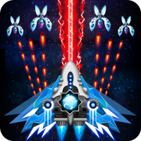 Space shooter – Galaxy attack – Galaxy shooter  1.535 APK MOD (Unlimited Everything)