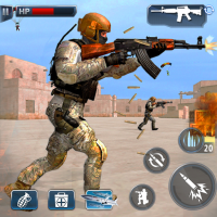 Download Special Ops 2020: Encounter Shooting Games 3D- FPS 1.1.1 APK MOD (Unlimited Everything)