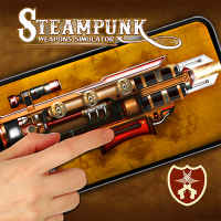 Download Steampunk Weapons Simulator – Steampunk Guns 2.0 APK MOD (Unlimited Everything)