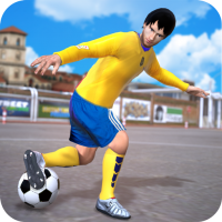 Download Street Soccer League 2020: Play Live Football Game 2.5 APK MOD (Unlimited Everything)